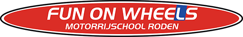 Fun on Wheels motorrijschool Logo